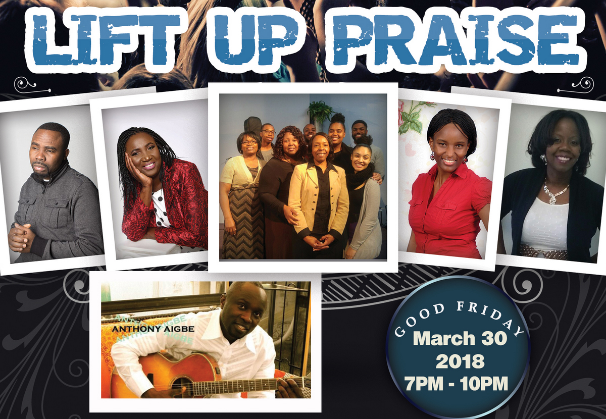 Lift up for Praise