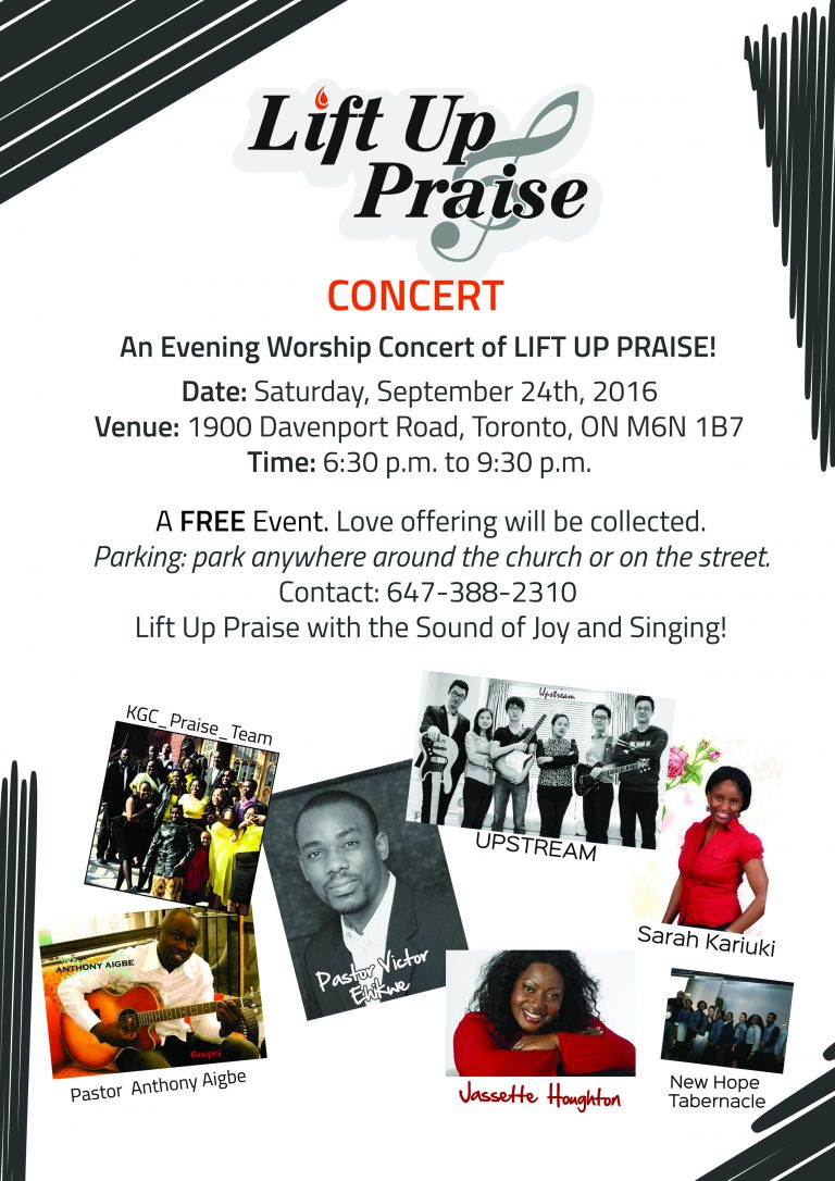 Lift up Praise